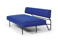 settee/daybed by walter e. gindele