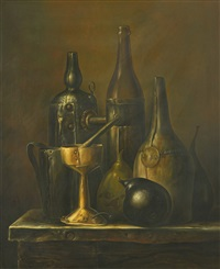 still life by samuel bak