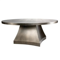 dining table by j. robert scott