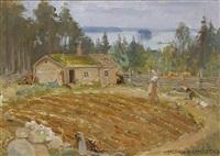on the home yard by venny soldan-brofeldt