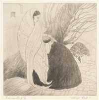 village girl by abdur rahman chughtai