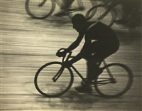bicycle racer by gordon h. coster