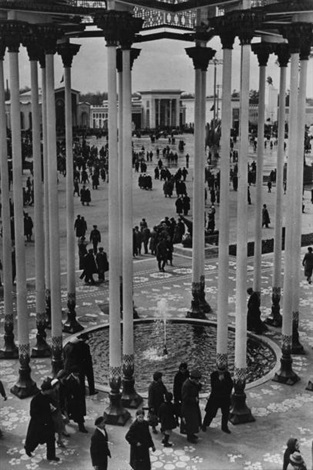 exposition universelle moscou by hannes meyer