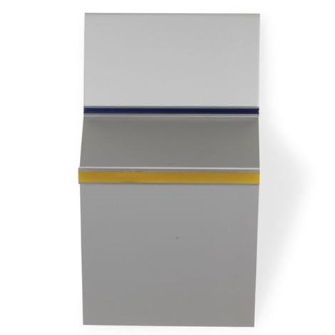 holocene shelf plate by keith sonnier