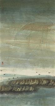 sans titre (2 works) by bo yun