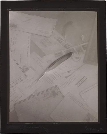 memories by plane by josef sudek