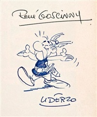 astérix n°1, astérix le gaulois (album w/ 1 work) by goscinny and uderzo