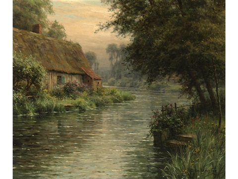 Cottage Along the River