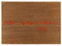 le bal masqué (bk w/7 works, folio) by oskar kokoschka
