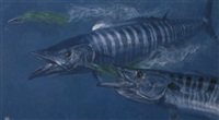 two wahoo by stanley meltzoff
