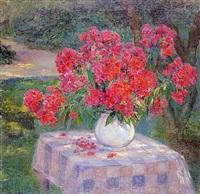 bouquet dans le jardin by jeanne lauvernay-petitjean