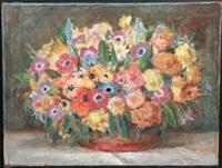 untitled - flower pot by lloyd lozes goff