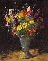 spring bouquet by ferdinand kaufmann