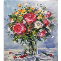 les roses de trepied by georges yoldjoglou