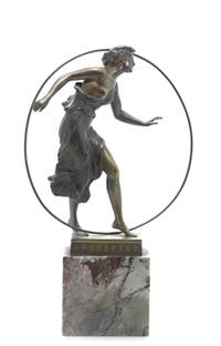 hoop dancer by morin