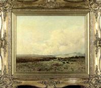 paysage des highlands by tom campbell
