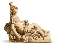 minerva reclining by anonymous-italian (18)