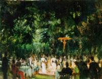 festa notturna by giuseppe maldarelli