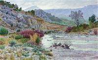 moulins by henri rivière