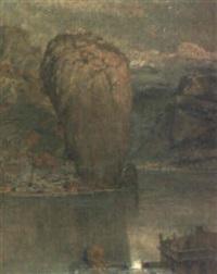lago italiano by eugenio lafuente