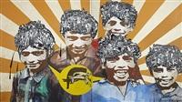 untitled (eclipse) by jitish kallat
