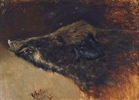 a boar by georg wolters