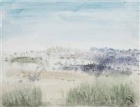 paisaje mediterraneo by manuel baeza