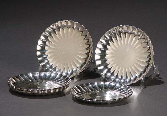 plates set of 12 by asahi shoten co
