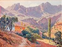 paisaje by rufino martos