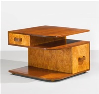 low table by russel wright