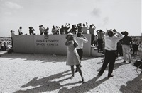 apollo ii moon shot, cape kennedy, florida by garry winogrand