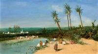 el oasis by alivez