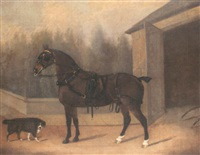 the carriage horse by clifton thompson