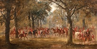 the epping hunt by dean wolstenholme the elder