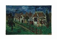 le village by paul aïzpiri
