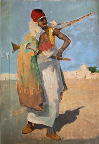 man from tunisia by otto rodewald