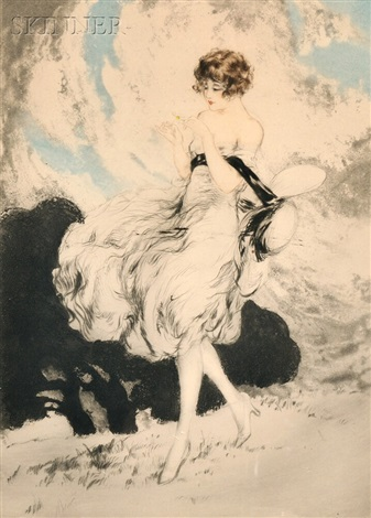 il maime by louis icart