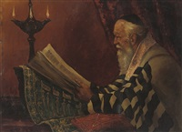 studying the torah by egbert bruckner