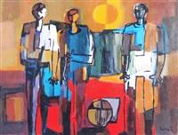 figuras by carlos uriarte