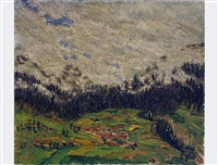 selfranca, klosters by leon bollag