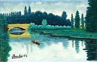 le pont by camille bombois