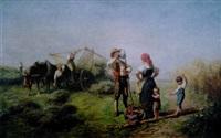 les foins by friedrich wilhelm pfeiffer