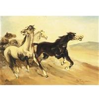the stampede by vasilis germenis