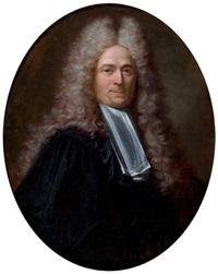 portrait du seigneur (jérôme créon?) by adriaen leprieur