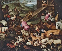 noah's ark by bassano family