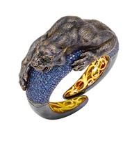 a bangle bracelet by sabbadini