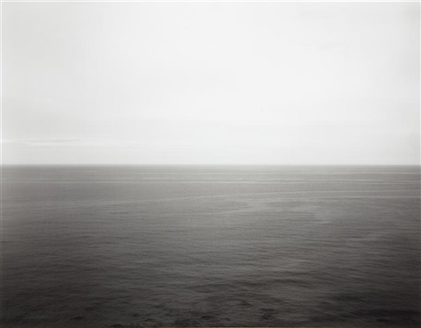 north atlantic ocean marthas vineyard by hiroshi sugimoto