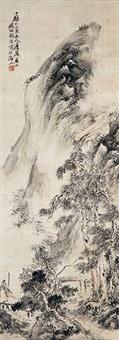 山水 by hu tiemei