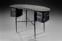 dressing table by jacques adnet