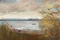 cheynes beach, albany whalers by phyllis paulina waterhouse